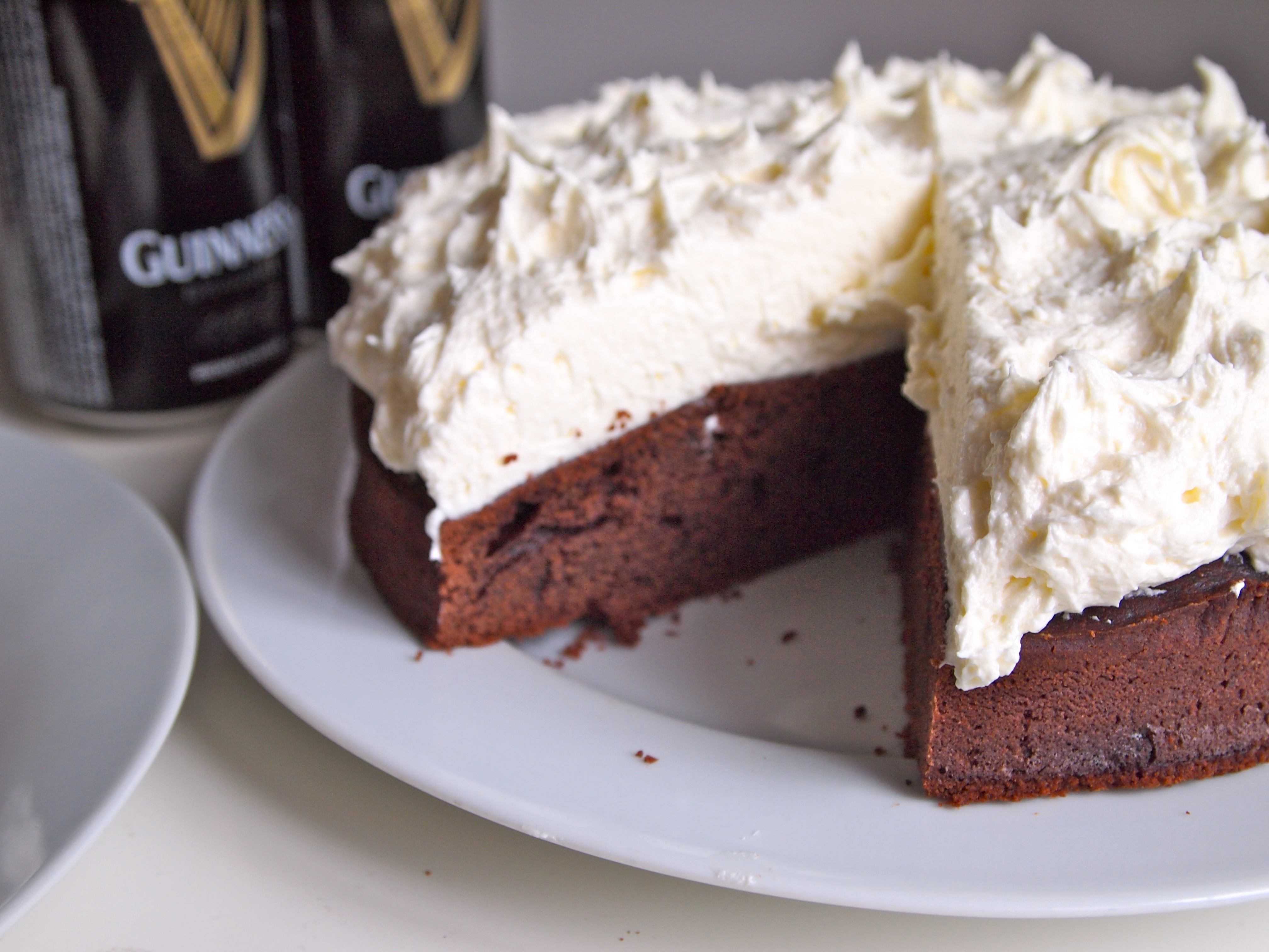 Chocolate Guinness Cake | wellseasonedwilly
